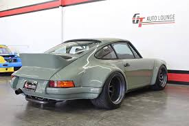 rwb porsche 911 just listed 1990 porsche 911 rwb pandora one automobile magazine