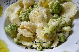 cuisiner un chou romanesco pagliaccetti au chou romanesco