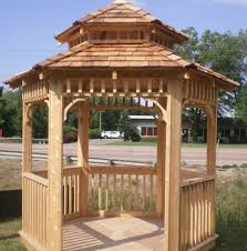 Patio Enclosures Kit by Triyae Com U003d Backyard Gazebo Images Various Design Inspiration
