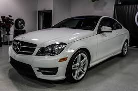 2013 mercedes c class c250 coupe 2013 used mercedes c class 2dr coupe c250 rwd at dip s luxury