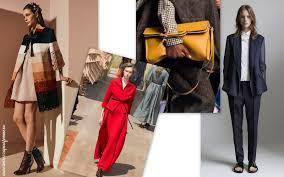 tutti i colori di moda per l u0027autunno inverno 2017 2018 bellezza