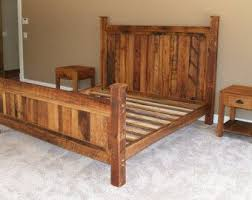 Queen Bed Frame Platform Rustic Queen Bed Frame Ideal Queen Size Bed Frame For Twin