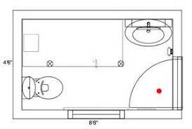 4 X 7 Bathroom Layout Bathroom Floor Plans Bathroom Floor Plan Design Gallery Small
