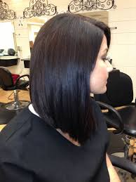 vies of side and back of wavy bob hairstyles long inverted bob celebrity hairstyles celebrity hairstyles