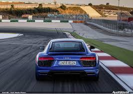 Audi R8 Jet Blue - the new audi r8 audiworld