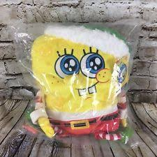 stuffed animal spongebob squarepants toys ebay