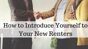 new landlord introduction letter