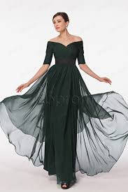 dress bridesmaid mother of the bride dresses prom dress forest