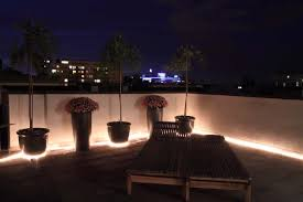Outdoor Deck String Lighting by Led Outdoor Rope Lights Home Design Ideas And Pictures