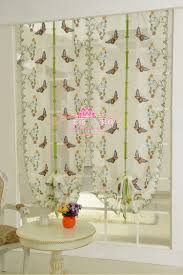 Butterfly Kitchen Curtains Butterfly Kitchen Curtains Inspirations Including Kidkraft Picture