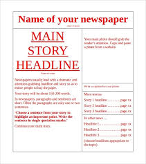 newspaper theme for ppt newspaper templates 14 free word pdf psd ppt documents intended