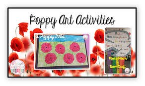 peace activities for remembrance day and veteran u0027s day