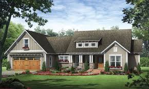 craftsman house plan with 1818 square feet and 3 bedrooms from