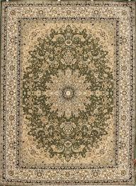 green oriental rug rugs decoration