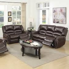 Recliner Living Room Set Reclining Living Room Sets You Ll