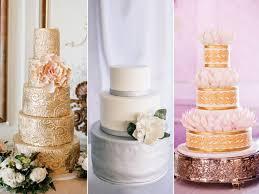wedding cake gold 25 prettiest wedding cakes we ve seen