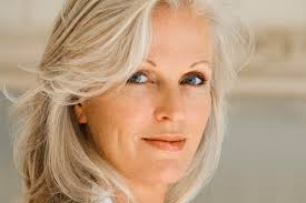 how to bring out gray in hair going gray gracefully youbeauty com