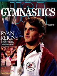 usa gymnastics september october 1989 by usa gymnastics issuu