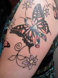 ronweatilpost butterfly tattoos on your wrist