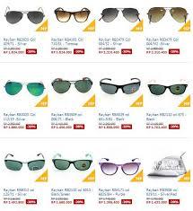 Harga Kacamata Rayban Sunglasses galeri kacamata original murah jual kacamata rayban original murah