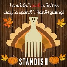 top 5 puns for stylists this thanksgiving
