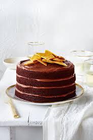 gâteau au chocolat glaçage moka châtelaine