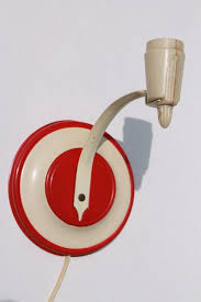 Retro Wall Sconces 1940s Vintage Pin Up Wall Sconce L Or Reading Light Retro
