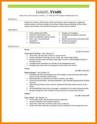 Food Service Resume Example by Food Industry Resume Customer Relationship Management Resume Food