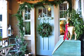 front porch christmas decorations diy 7 42 the inspired room