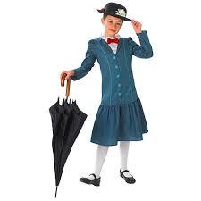 Mary Poppins Halloween Costume Kids Dress Child U0027s Famous Nanny