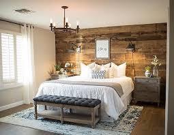 floor master bedroom barnwood accent wall master bedroom inspiration rustic bedroom