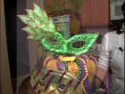 mardi gras cake decorations mardi gras party cake how to decorate mardigras mask cake