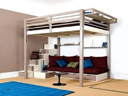 Bunk Bed With Pull Out Bed Loft Bed With Desk And Loft Beds Bunk Beds Loft Bed Desk