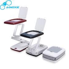 led lighted desk magnifying l foldable desktop 3x magnifier led compact desk l lighting loupe