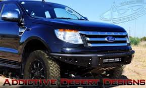 bumper ford ranger shop ford ranger t6 front bumpers at add offroad