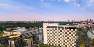 luxury hotel intercontinental berlin germany
