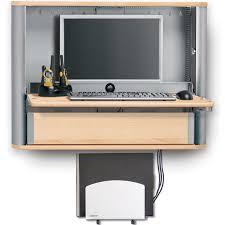 ergotron epm3616sm anthro enook pro wall mount desk workstation
