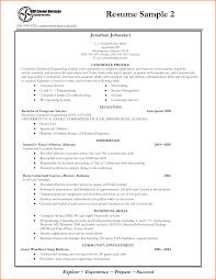 100 sample resume computer engineer contoh resume dan surat