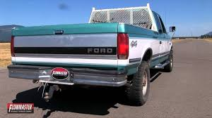 1997 ford f150 exhaust system 1994 1997 ford f 250 f 350 performance exhaust system kit