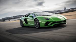 Lamborghini Aventador Green And Black - audi and lamborghini might be building electric supercars