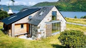 Design Small House Beautiful Leachachan Barn Rural Design Small House Bliss Youtube