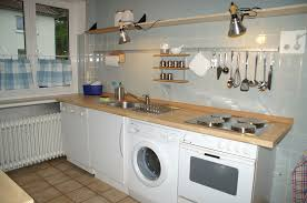 waschmaschine in küche waschmaschine in der küche
