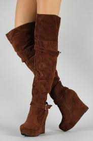 s thigh boots uk 42 99 shoehorne alaina2 womens brown the knee
