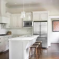 kitchen top ideas white shaker kitchen cabinets design ideas