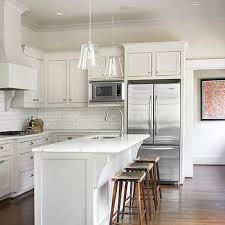 white shaker kitchen cabinets design ideas