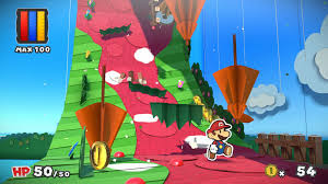 colors splash paper mario color splash review giant bomb