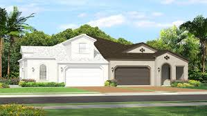 caldwell floor plan in arbor grande villas at lakewood ranch