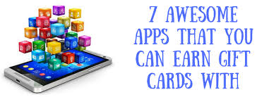 earn gift cards awesome apps that you can earn gift cards with passive residual