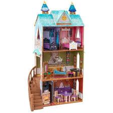 disney frozen arendelle palace dollhouse
