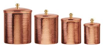 copper canisters kitchen mint pantry caraway kitchen canister reviews wayfair